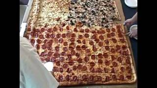 The World's Biggest Pizza!