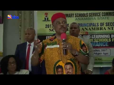 Anambra To Employ More Teachers Next Year