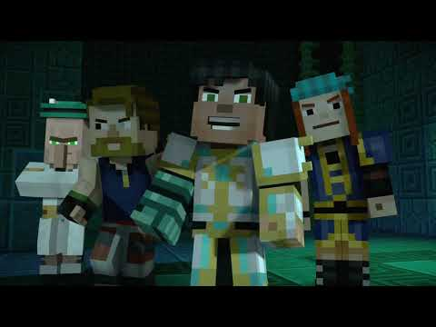 『Minecraft:Story Mode Season 2』 プロモーションビデオ