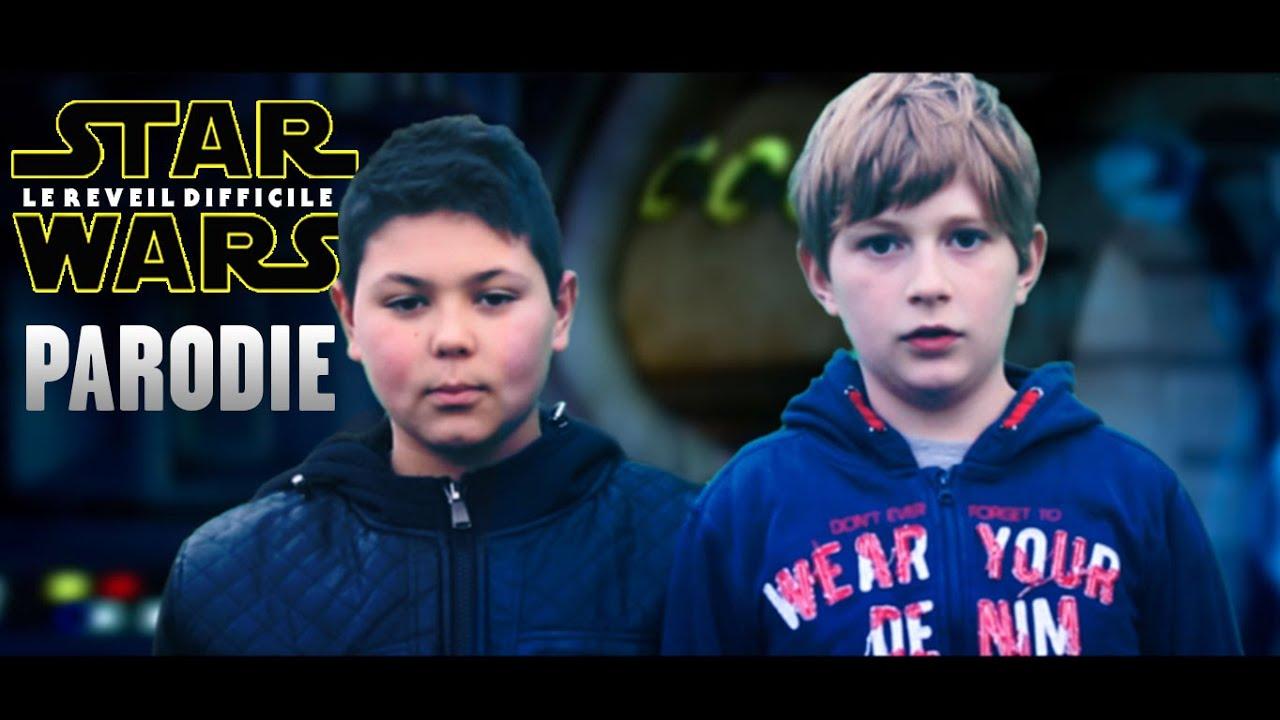 Star Wars Parodie
