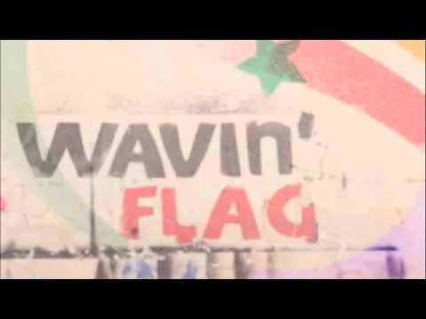 K'Nann 'Wavin Flag' Black Chiney Remix