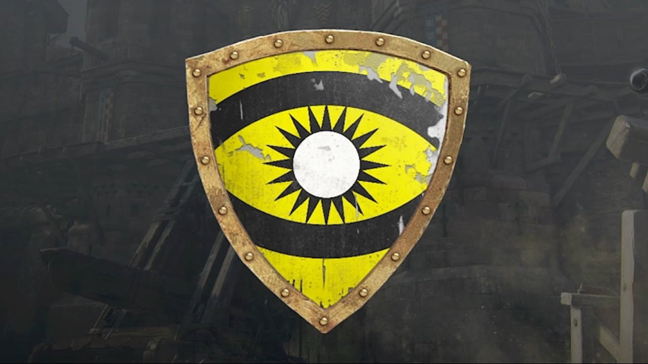 For Honor Destiny Eye Of Osiris Emblem Tutorial Youtube