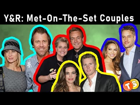 Real-Life Soap Couples Who Met On Set (Young And The Restless Edition)