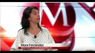 Milenio TV - La Casa Mandarina habla sobre el caso de abuso sexual del Colegio Tlatelli en Tepoztlán