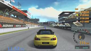 Gran Turismo 3 A-Spec (PAL) - All licenses golded in 1:27:04!