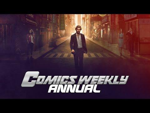 Iron Fist po raz ostatni i spoilerowo (podcast/dyskusja Comics Weekly)