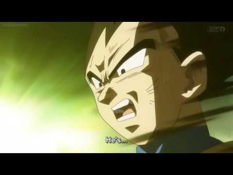 enraged super saiyan trunks transformation Ginyu Theme HD