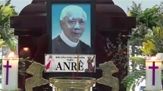 Cộng đoàn Tỉnh & quý cha... dâng thánh lễ cầu nguyện Cho Thầy Anrê Trần Văn Vũ CSsR