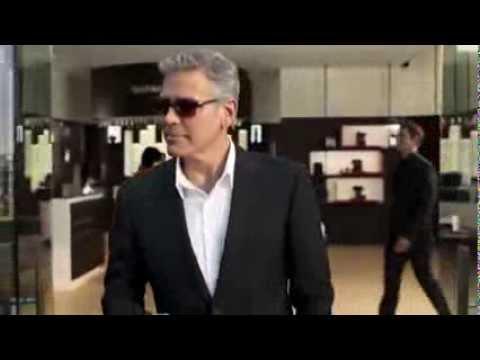 George Clooney Nespresso - Doppiaggio in Sardo