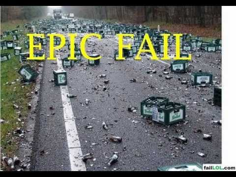 EPIC FAILS Bloopers of Stupid People Pictures YouTube