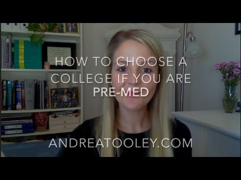 What Is The Best College For Pre-Meds?