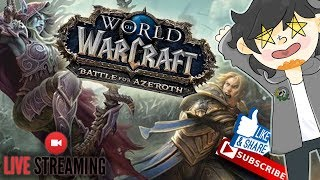 World of Warcraft | Battle for Azeroth - Raptor pets! | 1.5ksubs Goal!