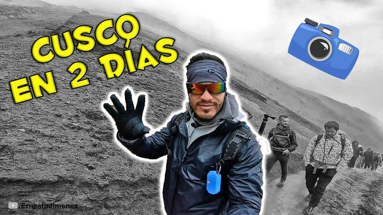 Escapada de fin de semana (Cusco) - YouTube