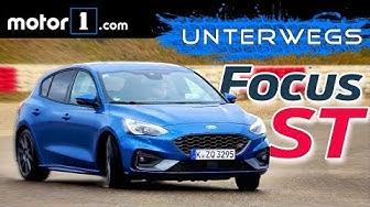 So glorreich wie erwartet? Ford Focus ST | UNTERWEGS mit Daniel Hohmeyer