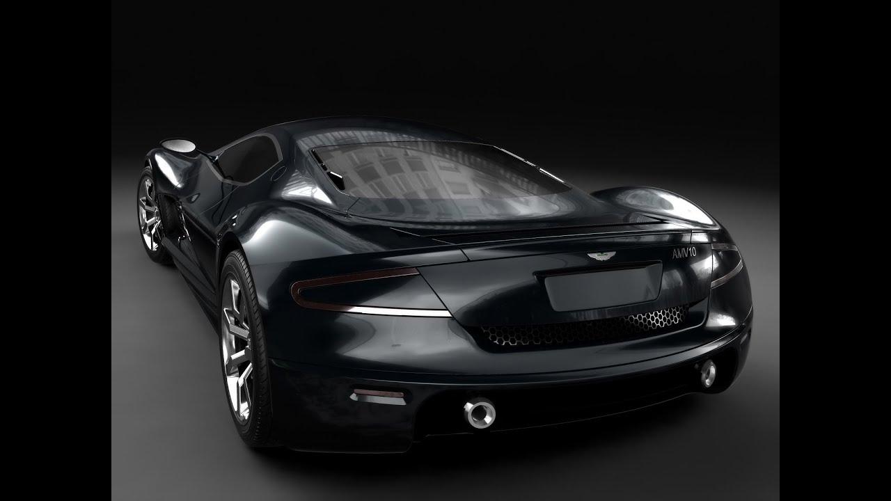 Мегазаводы: Суперкары Aston Martin. National Geographic. Наука и образование