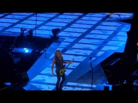 METALLICA LIVE MEXICO EN EL PALACIO DE LOS DEPORTES 28 JULIO 2012  FULL