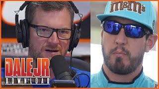 Dale Earnhardt Jr. Speaks Openly About Kyle Busch's Antics