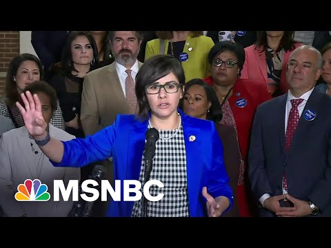 Texas Dems Block GOP Voting Restrictions Based On Trump's Big Lie