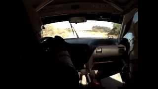 David Cavallera - Julio Herrero / Rally de Tilisarado 2014, P.E. 3