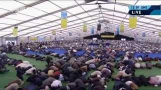 Ceremonia e bejtit në Xhelsa Salanën e Anglisë 2015
