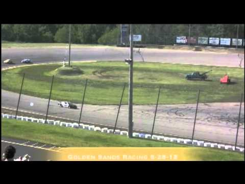 ASCS Feature Race 5-28-12 @ Golden Sands Speedway