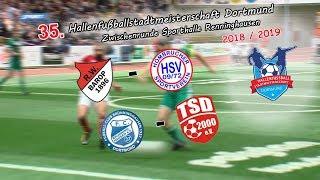 35. Dortmunder HFSM: Zwischenrunde in der Halle Renninghausen