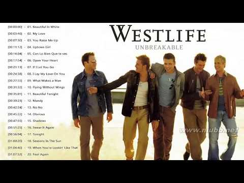 Westlife Top 20 Best Love Songs  -Westlife Greatest Hits - Westlife Best Of Full Playlist