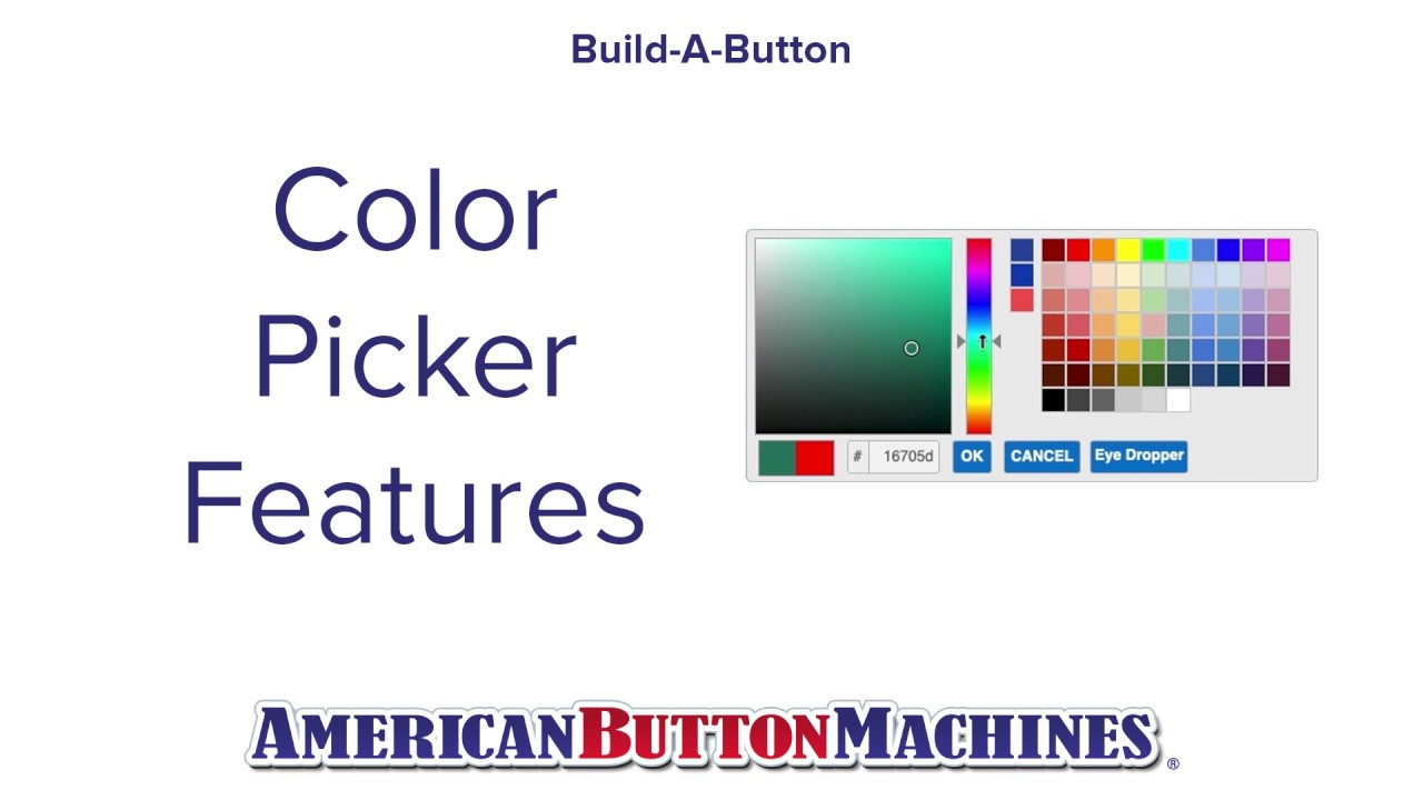 100 Pictures of Americanbuttonmachines