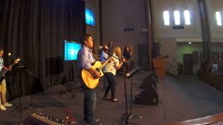 What a Beatiful Name/Break Every Chain (Lighthouse Church Band 7/15/18)