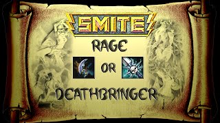 Smite - The Tyde Guide - Deathbringer or Rage