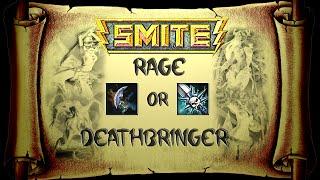 Smite - The Tyde Guide - Deathbringer or Rage