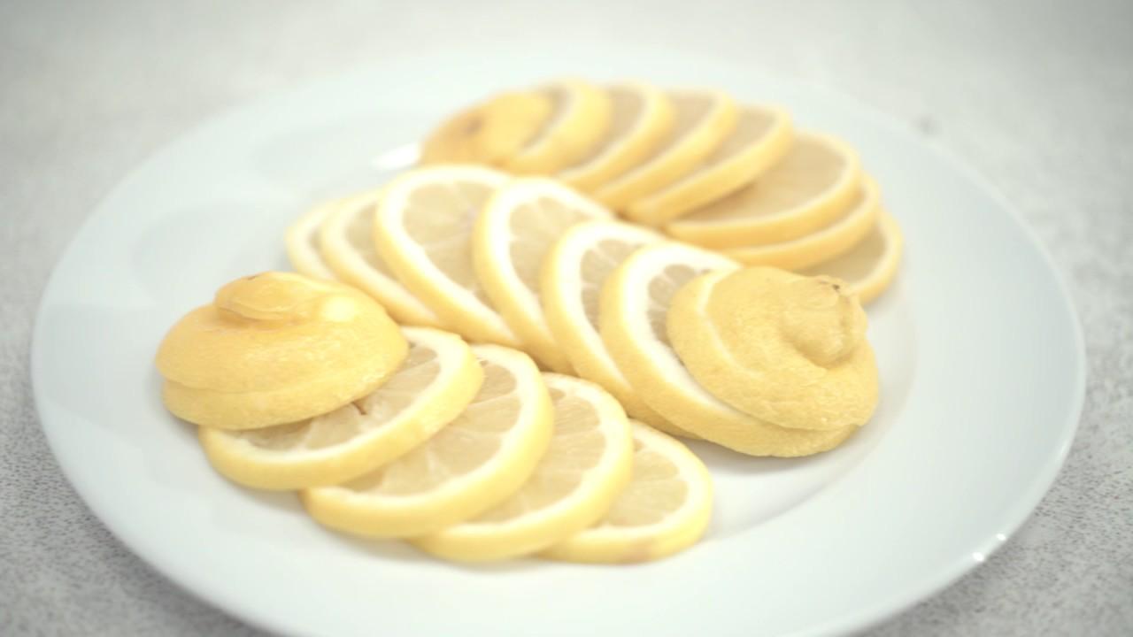 Chef\'n Lemon-Aid Citrus Spiralizer - YouTube