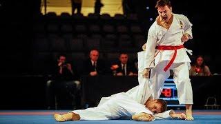 wkf final kata team male 2014 World Karate Champio
