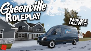 PACKAGE DELIVERY!! || ROBLOX - Greenville Roleplay