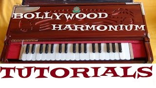 Humko Kiske Gham Ne Mara Tutorial by Atul - How to play it on Harmonium