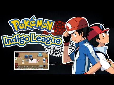 Pokemon Indigo League A Fanmade Game With...