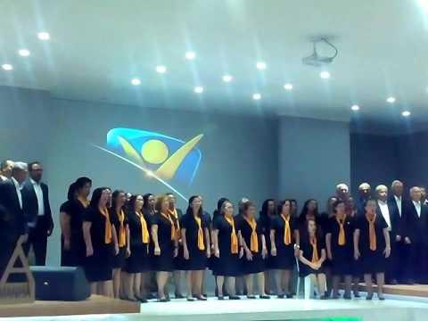 Jubilosos cantos - Coral Advir [IASD Jardim Panorama - Caruaru-PE em 16-07-2016]