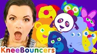 Ten in the Bed | Nursery Rhymes | Learn Numbers | Kiki's Music Time