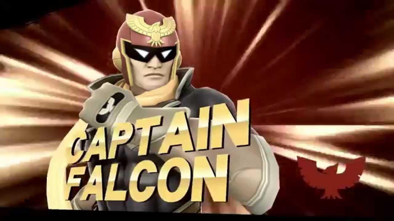 Captain falcon punch - photo#51