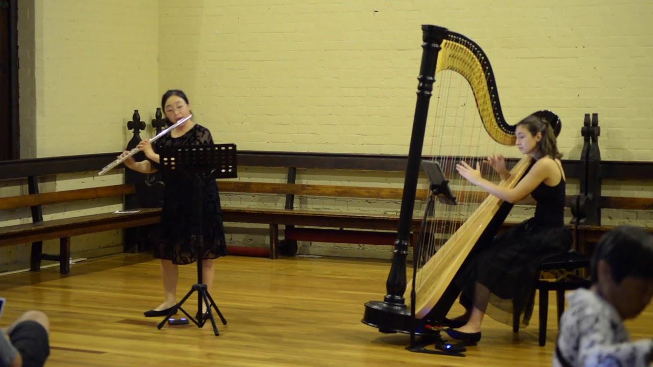 MARINO - Celtic Suite for Flute & Harp | Estrel Duo
