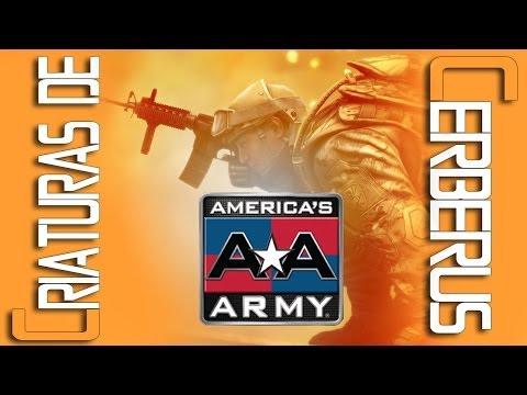 Criaturas de Cerberus - America's army provings ground