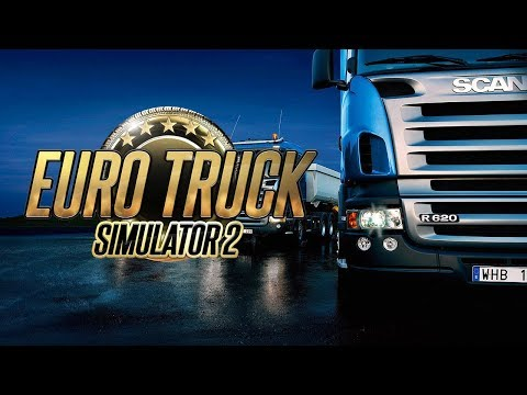 Euro Truck Simulator 2 Multiplayer Live Streaming #2