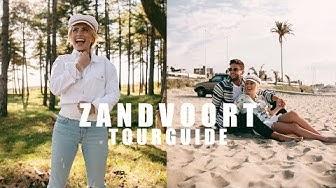 Zandvoort Tourguide für Holland Urlaub II Best FOOD & PLACES to go