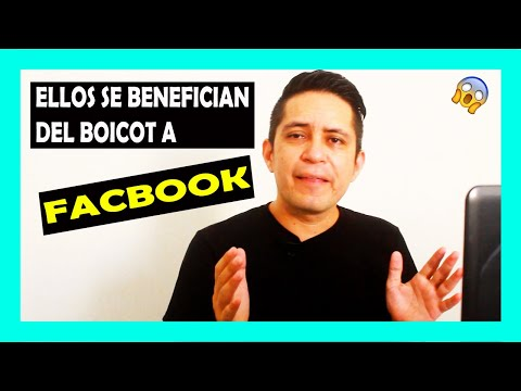 Boicot a facebook 🤑 BENEFICIARÁ a PyMES ✔