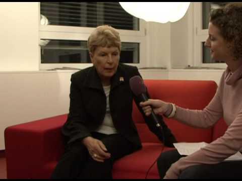 Interview with RuthRendell / Barbara Vine