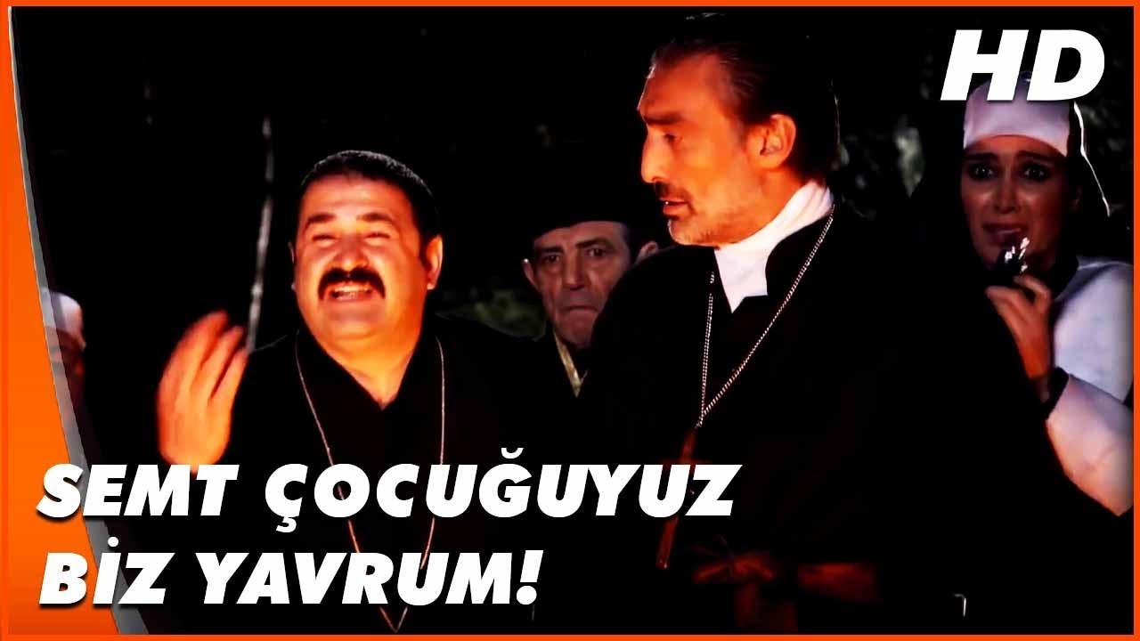 Kutsal Damacana 2: İtmen | Fikret, Kurt Adam'a Posta Koyuyor | Türk Komedi Filmi