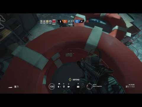 Rainbow Six siege wall hack