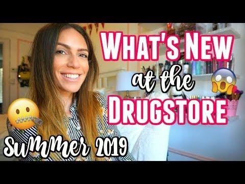 NEW DRUGSTORE MAKEUP | JULY 2019 thumbnail