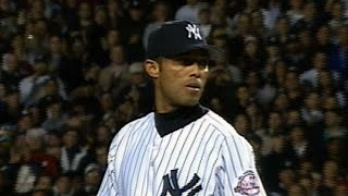 Mo throws three scoreless innings in 2003 ALCS Game 7