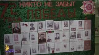 Реставрационные работы на братской могиле в пгт.  Советский – 8 декабря 2017 г.